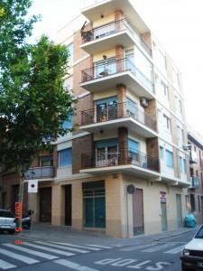 rehabilitación y conservación de las fachadas y terrazas de la finca