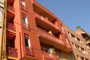 rehabilitació i conservació de tancaments exteriors
