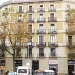 rehabilitación de fachadas principal y posterior